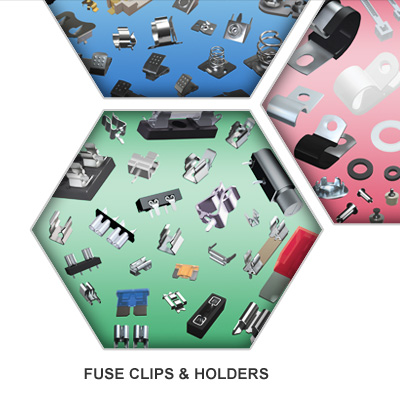 Fuse Clips & Holders