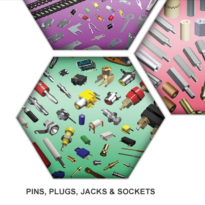 Pins, Plugs, Jacks, & Sockets
